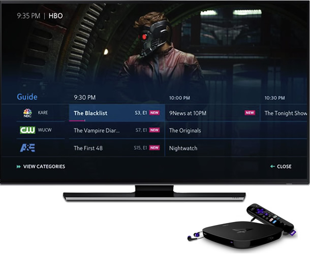 TV or Streaming Gadgets