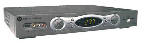 Motorola DCT 6200HD