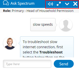 ask spectrum image docked