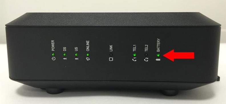 Spectrum Voice: Battery Backup | Spectrum Support
