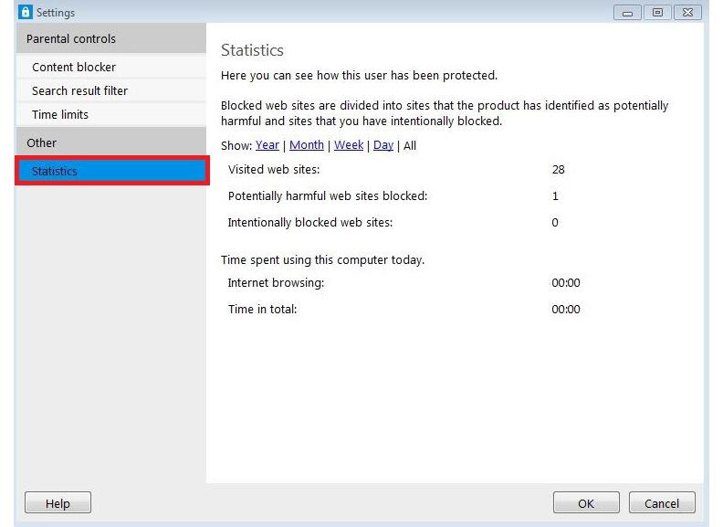 Security Suite: Parental Controls for Windows | Spectrum Support