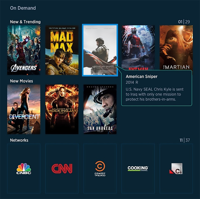 Explore Spectrum TV for Roku | Spectrum Support