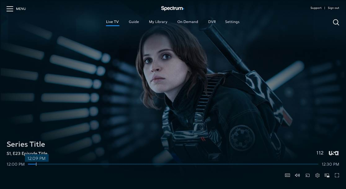 Get Started With SpectrumTV com | Spectrum Support