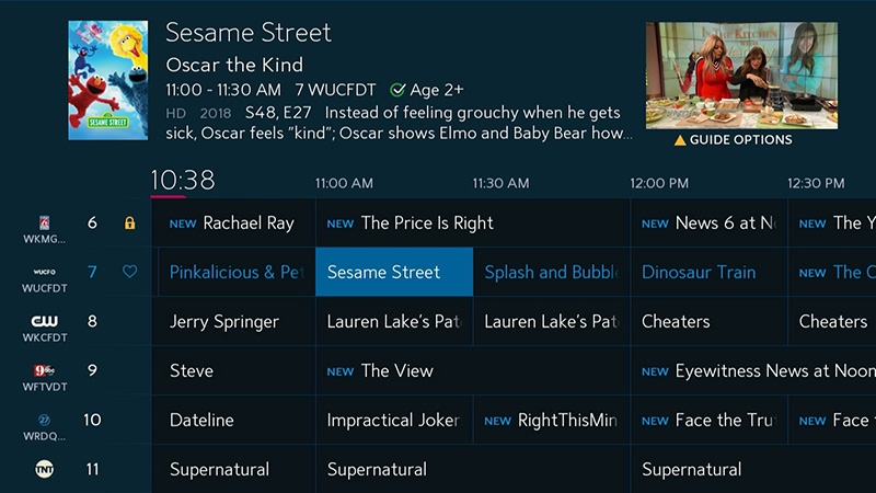 Spectrum Guide DVR: Recording | Spectrum Support