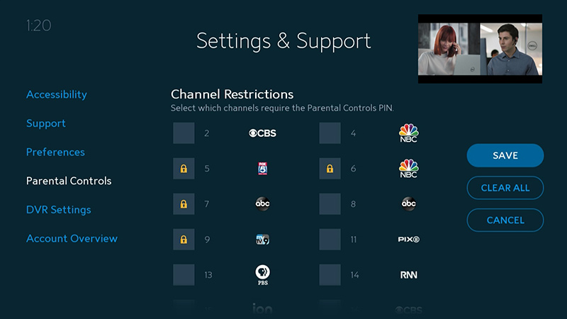 photo regarding Spectrum Printable Channel Guide named Spectrum Tv set Channels