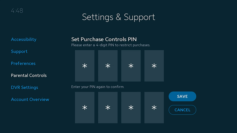 Spectrum Guide: Parental Controls | Spectrum Support