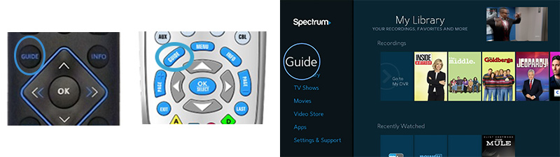 Spectrum Guide Overview | Spectrum Support