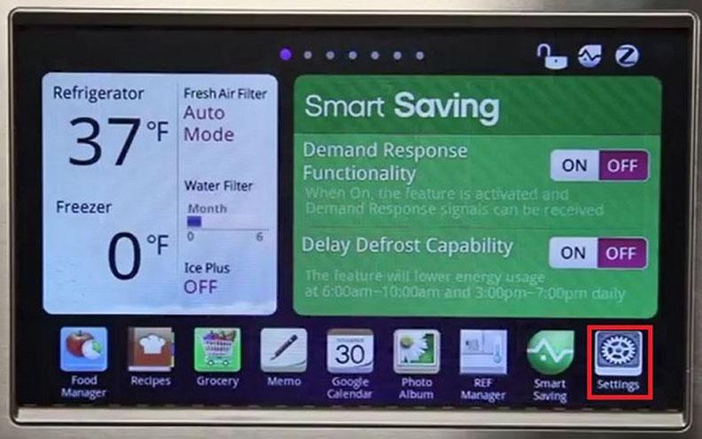LG Smart Fridge WiFi Connection | Spectrum Support