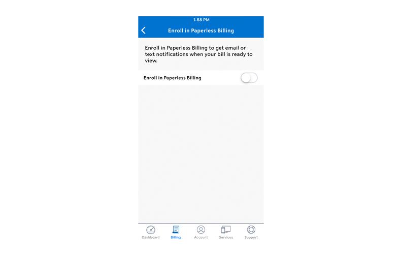 My Spectrum App: Billing & Payment | Spectrum Support