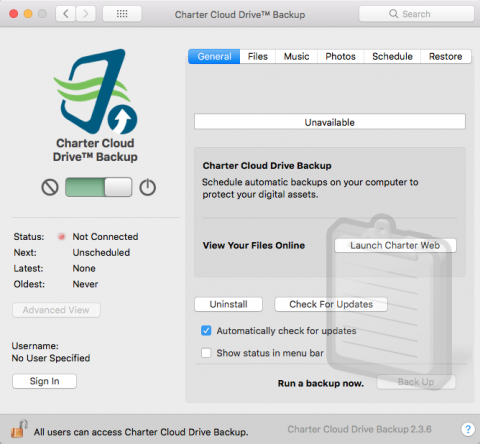 Cloud Drive Removal on a Mac