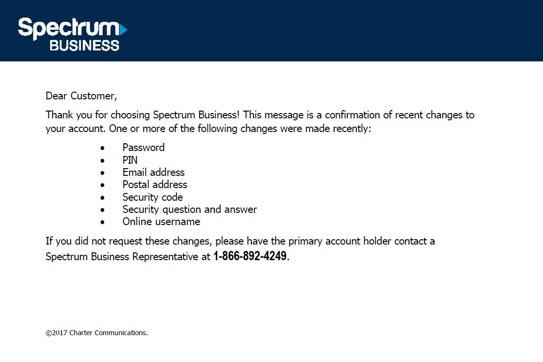 SpectrumBusiness net