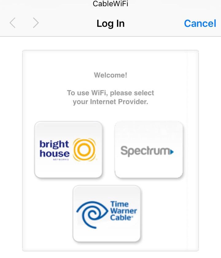Cable Wifi Providers