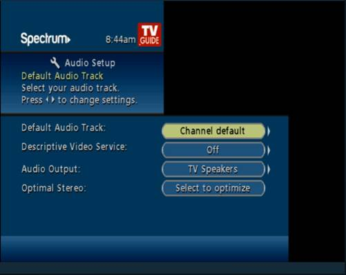 iGuide Default Audio