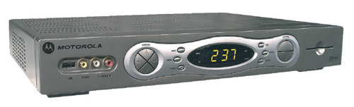 Motorola DCX 6412HD