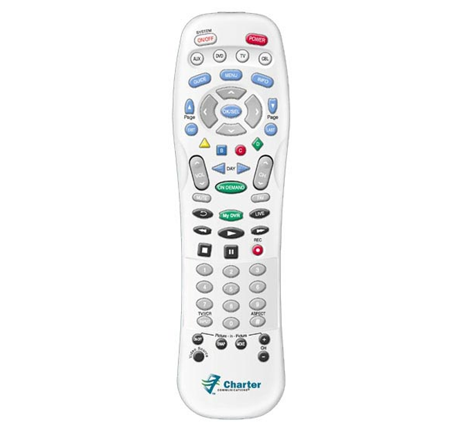 Spectrum Cable Box Remote Manual - Somurich com