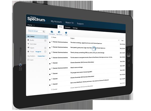 Spectrum Email