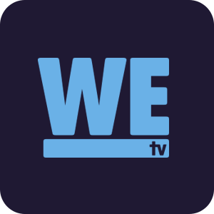 WE tv app icon